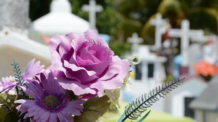 Поиск места захоронения